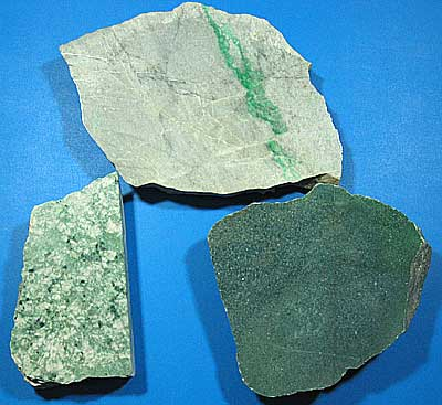 Jades from the world collected by HARUAKI TAMIYA